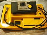 camara pocketKonica 400 carrete caducado - foto