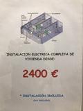 Boletines 50 Eur electricistas-lampistas - foto