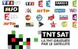 Canales libres  televisión  TDT FRANCES - foto