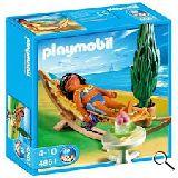 Playmobil 4861 Mujer con hamaca - foto