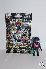Playmobil serie 3 piloto f1 - foto