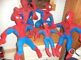 lote de spiderman - foto