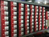 lote de 60 cajas de bujías - foto