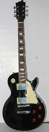 Guitarra elÉctrica tipo gibson les paul, - foto