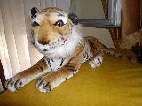 Peluche leopardo tamaño grande - foto