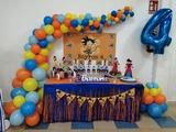 Decoracion con globos SEVILLA - foto