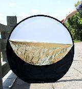 Reflector Foto 110cm 5x1+Envío gratis - foto