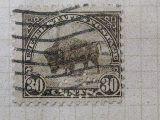 sello 10 centavos,ee.uu. año 1910 - foto