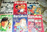 seis ejemplares de BARRABÁS REVISTA - foto