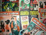 Mata ratos REVISTAS AÑOS 60 - foto