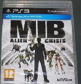 juego play 3 mib alien crisis - foto