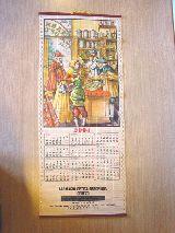 Calendario Publicitario de Bambu - foto