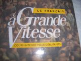 LIBRO DE FRANCES TITULADO GRANDE VITESSE - foto