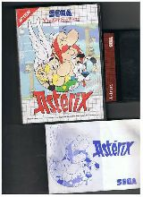 Juego asterix sega master system - foto