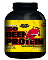 Iso beef protein 2kg chocolate 30 E - foto