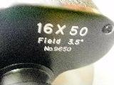 Prismatico original super zenith 16x50 - foto